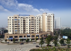 OCT1 building - Co Nhue-Xuan Dinh new urban area