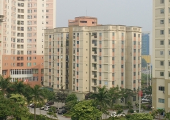 OCT3C building - Co Nhue-Xuan Dinh new urban area